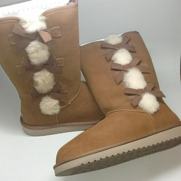 bd80bf3b2 Koolaburra Shoes | By Ugg Victoria Tall | Poshmark